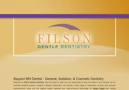 Filson Gentle Dentistry