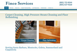 Finco Services On Pacific Ave In Santa Barbara Ca 805