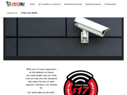 First Call Security and Sound LLC