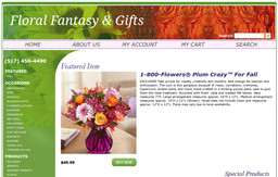 Floral Fantasy & Gifts