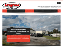Hughes Automotive Performance and Repair
