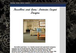 Carpets by Forcellini & Sons