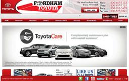 Fordham Toyota Inc