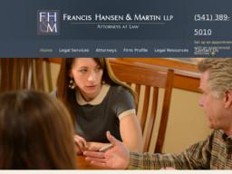 Francis Hansen & Martin Llp