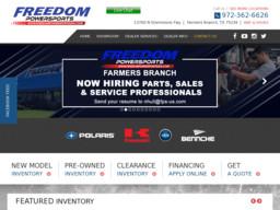 Freedom Powersports Farmers Branch