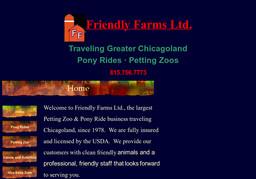 Friendly Farms Ltd