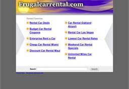 A - Afrugal Car Rental