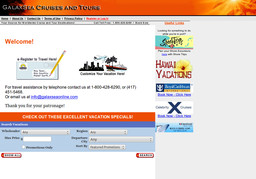 Galaxsea Cruises & Tours