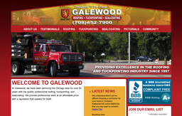 Galewood Tuckpointing & Roofing Co