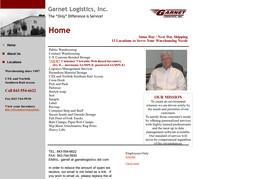 Garnet Distribution Center Inc - Main Office