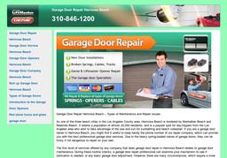 Garage Door Repair Hermosa Beach On Hermosa Ave In Hermosa