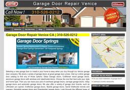Garage Door Repair Venice On Venice Blvd In Venice Ca