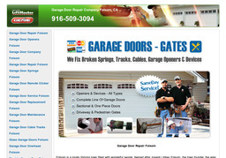 Garage Door Repair Folsom On Prairie City Rd In Folsom Ca