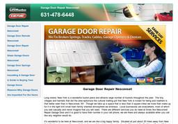 Garage Door Repair Nesconset On Smithtown Blvd In