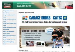 Garage Door Repair Santa Clarita On Mcbean Park Way In
