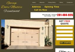 Garage Doors Masters