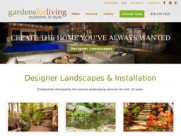 Gardens for Living