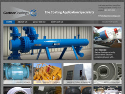 Gartner Coatings Inc