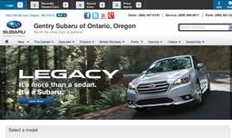 Gentry Subaru