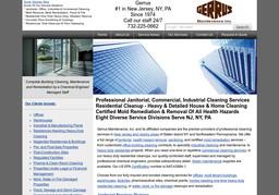 Acoustical Ceiling Restorations by Gerrus Maintenance Inc