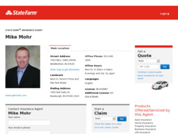 Mike Mohr State Farm Insurance