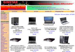 Ginstar Computer