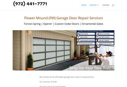 FM Garage Door Repair Services