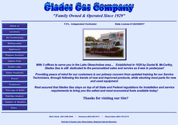 Glades Gas & Electric Co