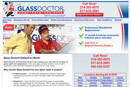 Glass Doctor Dallas
