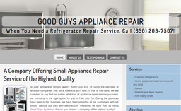 Good Guys Appliance Repair On Colorado Ave In Palo Alto