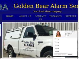 Golden Bear Alarm Services