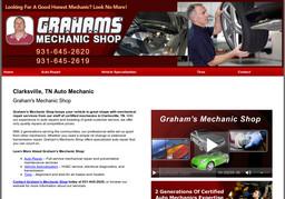 Graham's Mechanic Shop