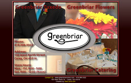 Greenbriar Catering & Florists