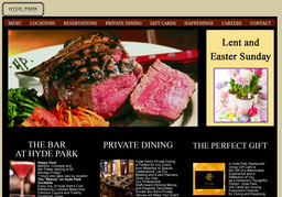 Hyde Park Pittsburgh >> Hyde Park Prime Steakhouse On Shore Dr In Pittsburgh Pa