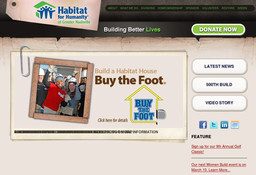 Habitat For Humanity - Nashville Area