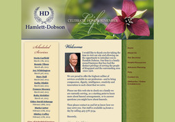 Hamlett - Dobson Funeral Homes & Crematory - Kingsport Chapel and Business Off