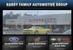 Hardy Chevrolet Inc