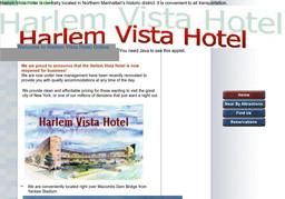 Harlem Vista Hotel