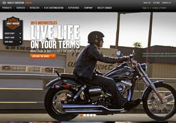 Mann's Harley - Davidson