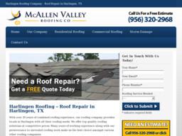 McAllen Valley Roofing Co.