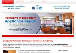 Hartman S Independent Appliance