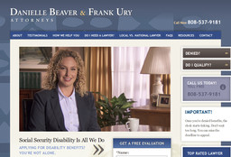 Danielle Beaver & Frank Ury