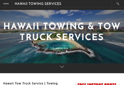 Hawaii Towing Services