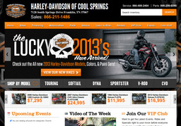Harley Davidson of Cool Spring
