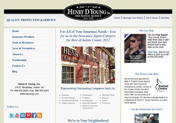 Henry D Young Inc