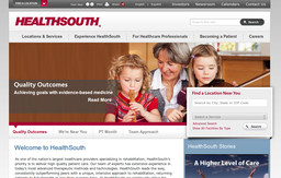 Healthsouth Rehabilitation Center of Knoxville