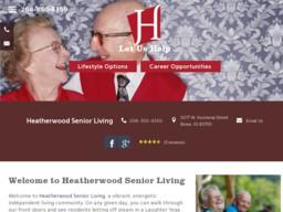 Heatherwood Senior Living