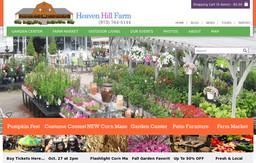 Heaven Hill Farm