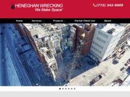 Heneghan Wrecking & Excavating