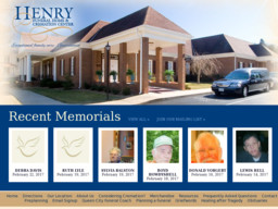 Henry Funeral Home & Cremation Center